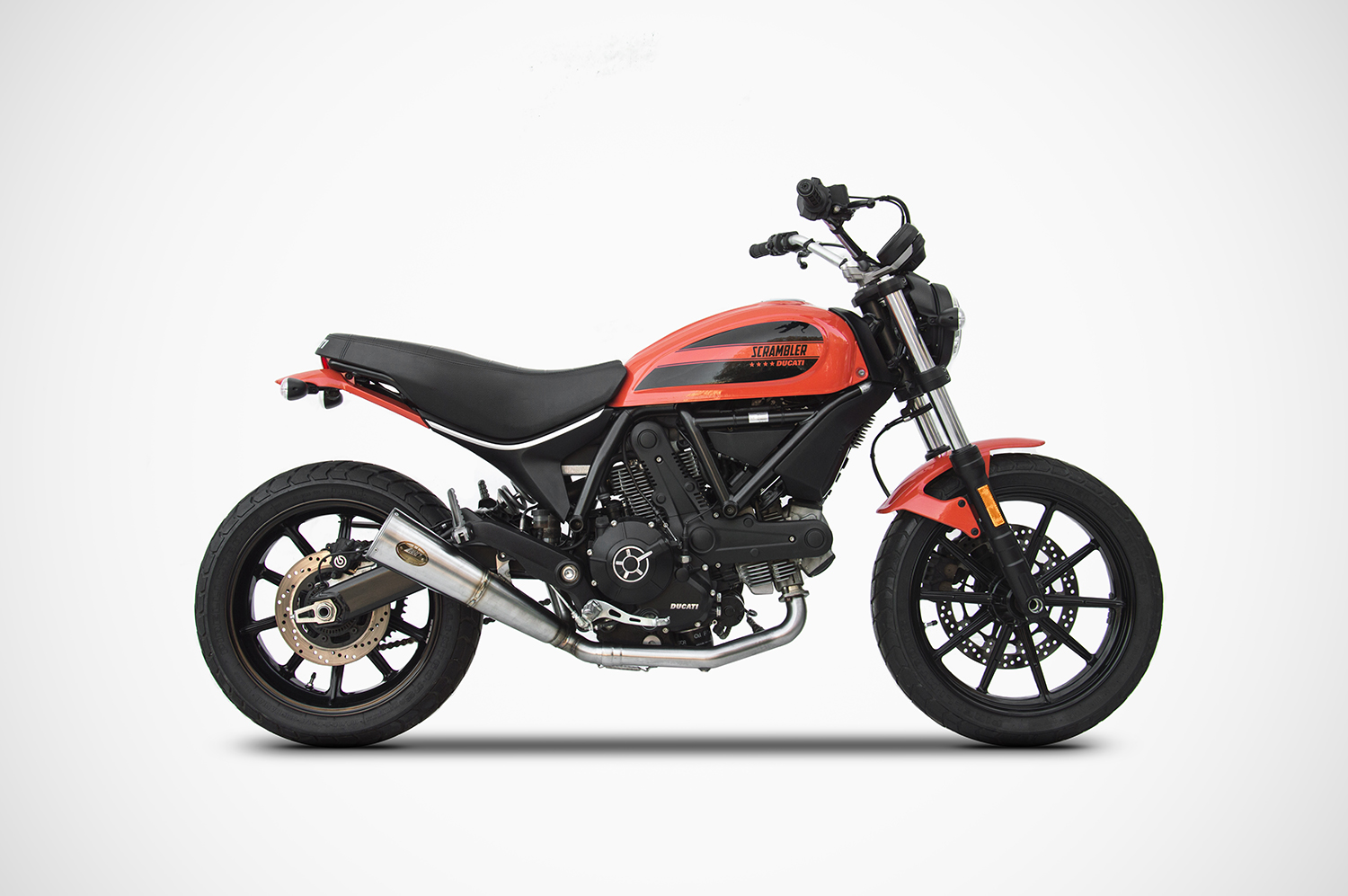 ducati scrambler 400 sixty2 online shop zard auspuff. Black Bedroom Furniture Sets. Home Design Ideas