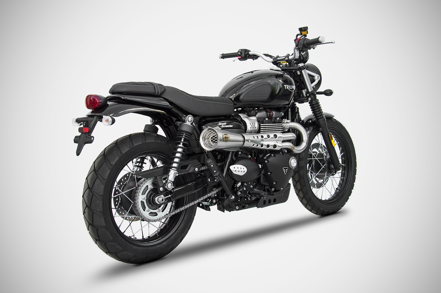 triumph street scrambler cross full kit 2 1 hochgelegt. Black Bedroom Furniture Sets. Home Design Ideas