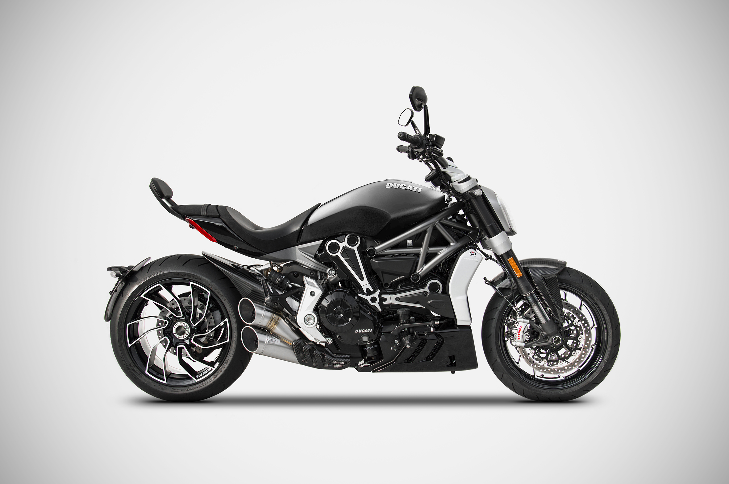 ducati xdiavel ab 2017 online shop zard auspuff. Black Bedroom Furniture Sets. Home Design Ideas