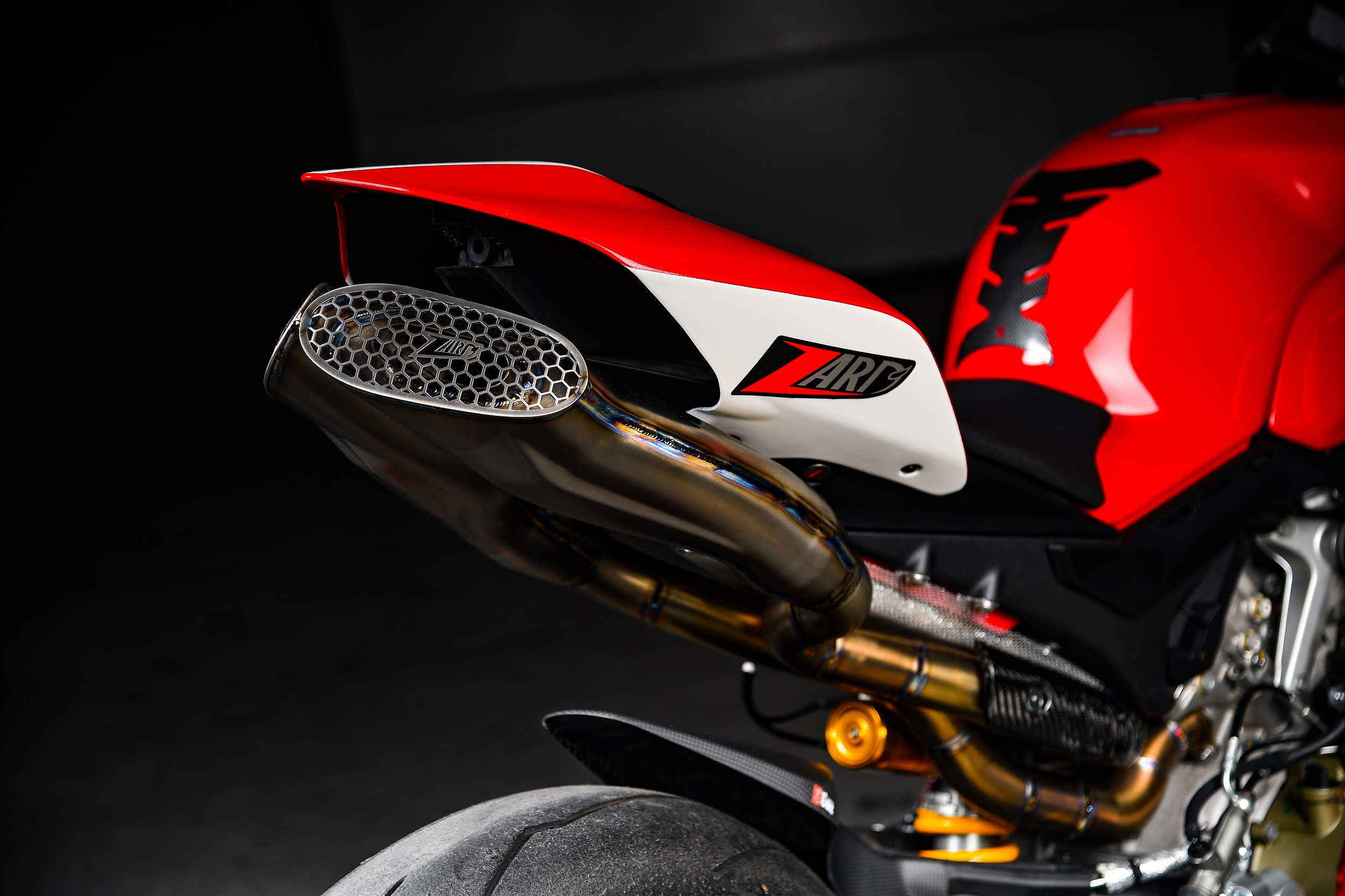 Ducati Panigale V4 Full Kit Racing